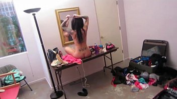 A Day on Set with Christy Mack and Bailey Blue