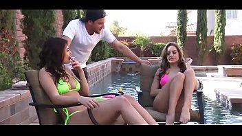 Leah Gotti & Kimmy Granger Teen Threesome FULL VIDEO: goo.gl/WyKuUA