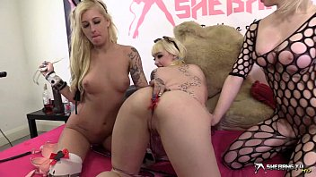 Shebang.TV - CHESSIE KAY, DOLLY KITTY & CHANTELLE WHITE