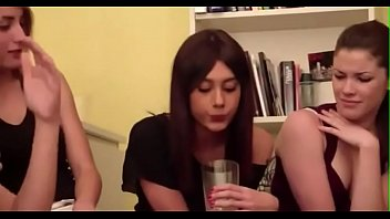crazyamateurgirls.com - Spitting Spanish girls Humiliation Femdom - crazyamateurgirls.com