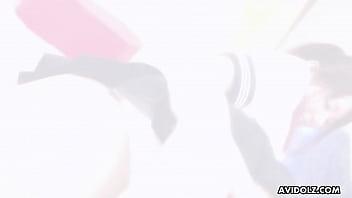 Hairy chick shaves pussy Japanese schoolgirl, yuko ayana got shaved, uncensored