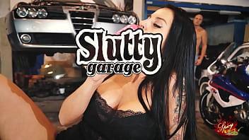 Slutty Garage, Trailer film italiano con Bianka Blue e Capitano Eric