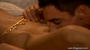 Exotic Indian Couple Explore Love thumbnail