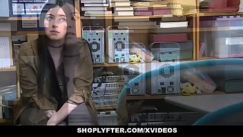 ShopLyfter - Big titty Thief Stripped Searched And Fucked By The LP Officer