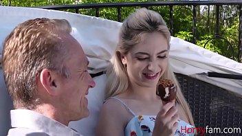 Virgin Daughter Taught By Mom & Dad What Good Dick Feels Like-Jane Wilde