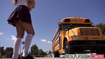 DigitalPlayground - (Jake Jace, Natalie Monroe) - The School Bus