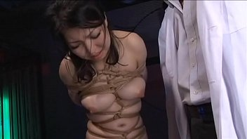 Basic shibari breast bondage video - Asian cunt ayaka shintani bound in shibari and brutally whipped until she screams.wmv