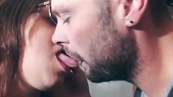 WHY WE DO ALL THIS. Amature couple kissing.   (And Yes those lips are amazing.)