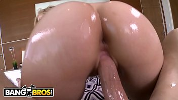 Big booty girl rides dick hard Bangbros - white girl with lubed big ass rides dick like a champion and its glorious