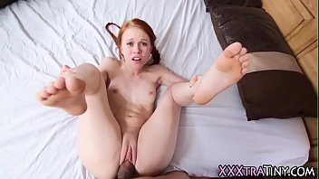 Dolly vardon nude - Tiny redhead rides dick