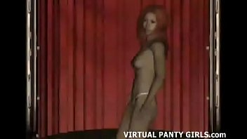 I am stripping off my virtual panties just for you