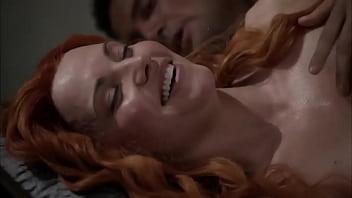 Lucy Lawless escena de sexo