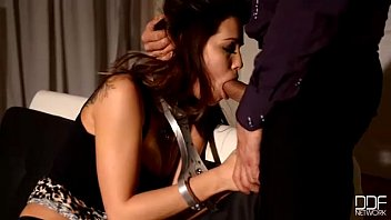 Submissive Training  Dominant Teaches Prostitute How To Behave Image