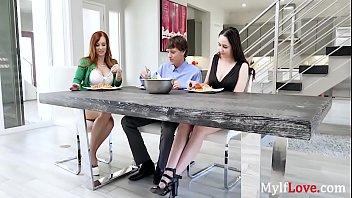 Dani redhead soccer mom - Milf loves her daughters taste in men- dani jensen