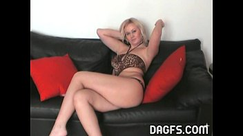Dildo insertion on the couch