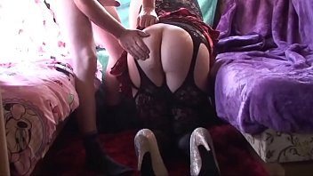 Sissy Luce Dominating Blowjob