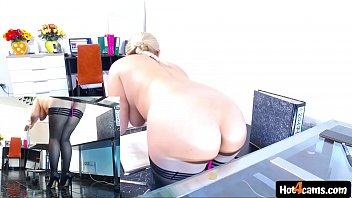 Fuck me harder so slut Blonde girl masturbating in the office with massive squirts on the table live now at blondikva.hot4cams.com