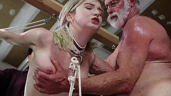 Bdsm for the young Lexi lore dsc1-1 anal sex bondage fingered fucked flogged threesome cum shot