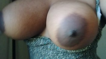 Bouncing my big titties