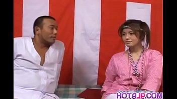 Yuzuru gal is fucked in fingered fish taco - More at hotajp com