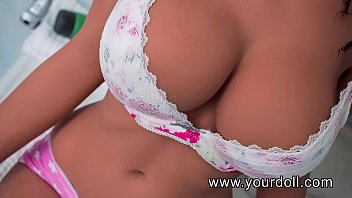 yourdoll Ebony sex doll ass big