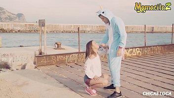 MAMACITAZ - Big Cock Unicorn Makes His Little Girl Happy (Alberto Blanco & Taylor Sands) Preview