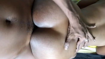 fucked my horny tamil girlfriend at my home in doggy style
