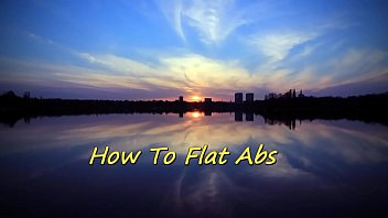 How To Flat Abs (Stomach Demolition - Fetish Obsession)