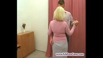 Mom boy dance on FckFreeCams.com
