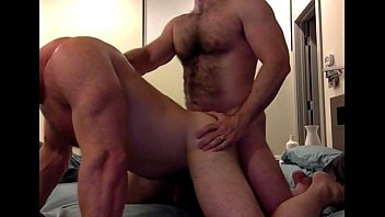 Two Married Str8 Men Giving it a Go Live on www.HornyBroCam.com