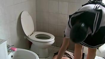 Toilet Snack (Simply Disgusting)