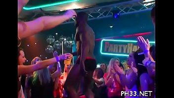Beauties craves to fuck the army dancer