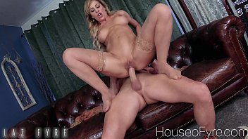 MILF Blackmailed & Impregnated: President Cherie DeVille  4k -Laz Fyre *Diplomatic Insemination*