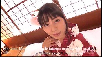 japanese milf fuck hard.kimono lady.big tits.huge boobs. thumbnail