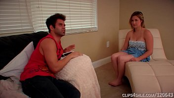 Brother Brainwashes & Forces Sister To Fuck Him - Sister Fucks Brother - Fifi Foxx