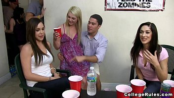 College Party in Michigan