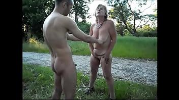Suzisoumise public masturbation in front of a client in Lisbon