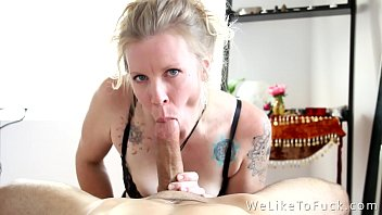 Yoga Room Blowjob