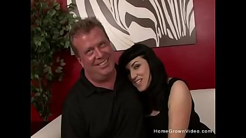 Adventurous older amateur couple homemade fuck video