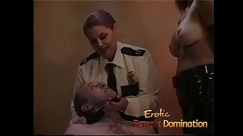 Erotic readers association Policewoman and a dominatrix team up to interrogate a criminal