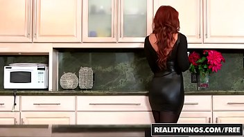 Comic strips king Sexy ginger milf janet mason gets levi cashs younger cock - reality kings