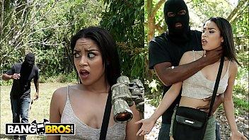 Sexy forrest fantasy - Bangbros - jay has outdoor sex with petite black treat, maya bijou