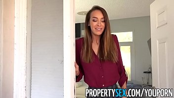 Naked real estate - Youporn - propertysex-handyman-fucks-insanely-hot-real-estate-agent