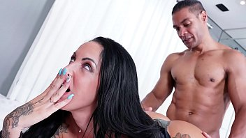 Big black dick with ELISA SANCHES