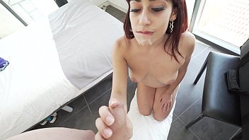 Lucia Nieto,amazing homemade Footjob & Blowjob gina devine