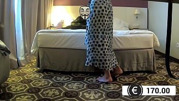I fuck my first escort girl for 170 euros