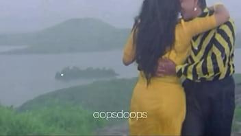 Shilpa shirodakar wet saree hot ass boobs shape thumbnail