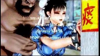 Chun-Li Winning Assault