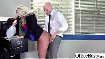 Office naughty sex - Julie cash naughty slut office girl with big boobs get nailed video-11