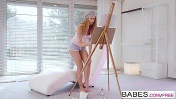 Babes.com - Modern Muse  starring  Ani Blackfox and Morgan Rodriguez clip
